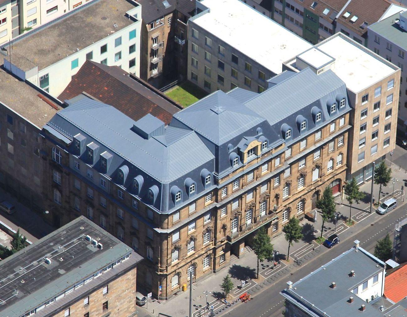 Musikschule Mannheim 1
