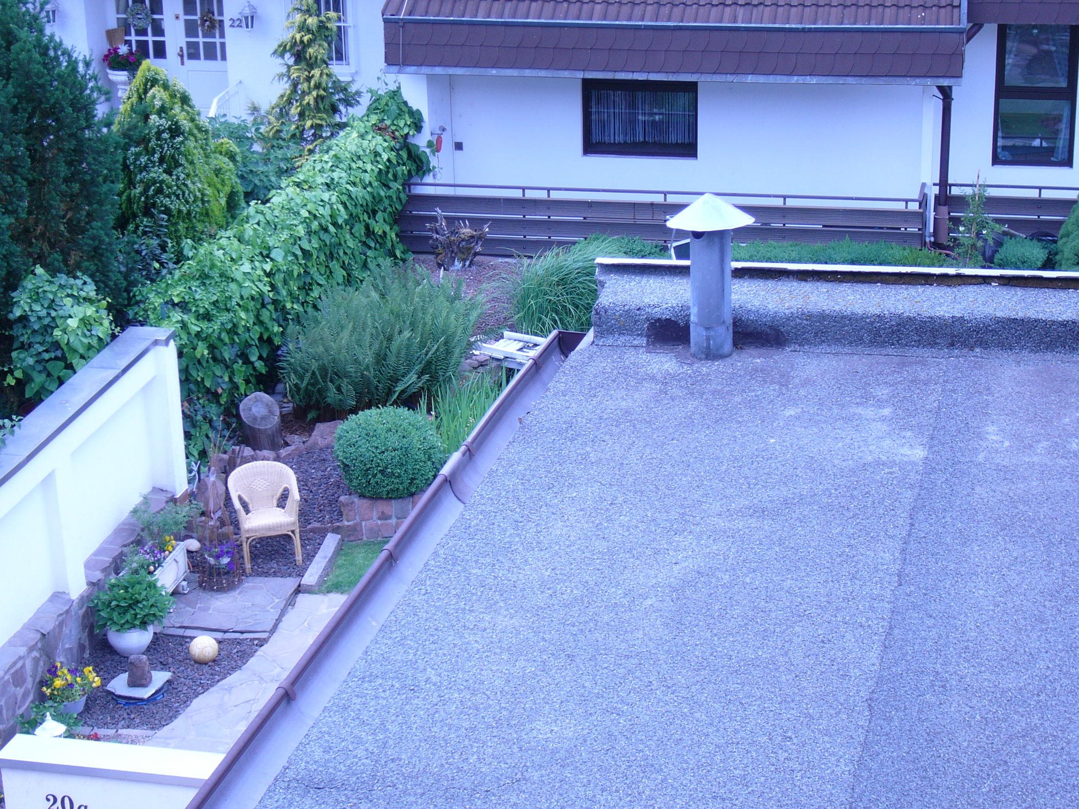 Privates Bitumen Flachdach Baumann Dach Und Wand Gmbh